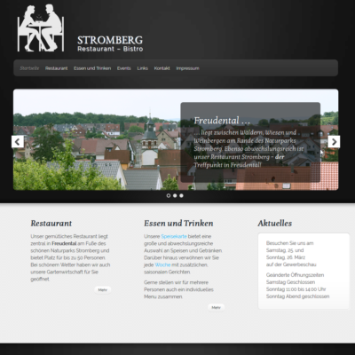 Stromberg Restaurant-Bistro, Freudental