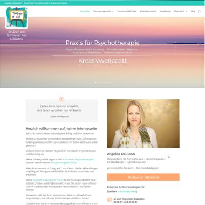 Praxis für Psychotherapie und Kreativwerkstatt, Angelika Rauleder, Frankfurt