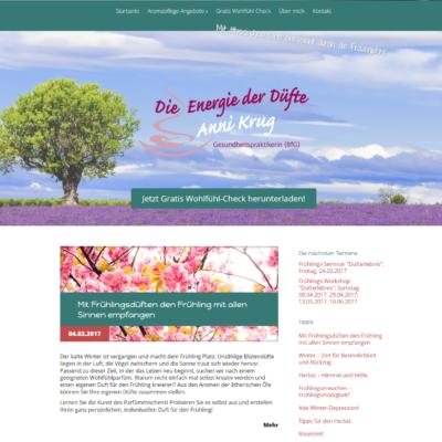 Wohlfühljahre - Energie der Düfte, Hochheim