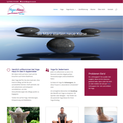 Yoga - Haus im See, Appenweier