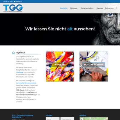 TGG - Technisch Grafische Gestaltung - Werbung und Dokumentation, Freudental
