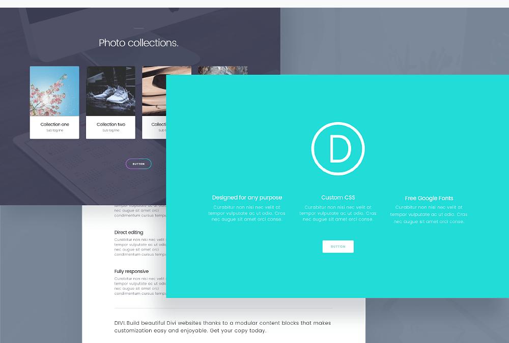 Update: Editieren von Seiten und Beiträgen mit dem Divi Builder (Kurzeinführung)