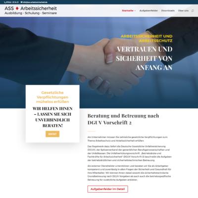 ASS Arbeitssicherheit | Ausbildung - Schulung - Seminare, Illingen